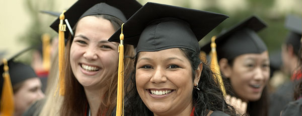 The graduation rates of SDSU's Hispanic students increased from 31 percent in 2002 to 61 percent in 2010.