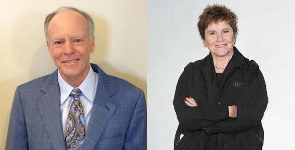 Price and Roscoe will be honored during commencement ceremonies on May 16