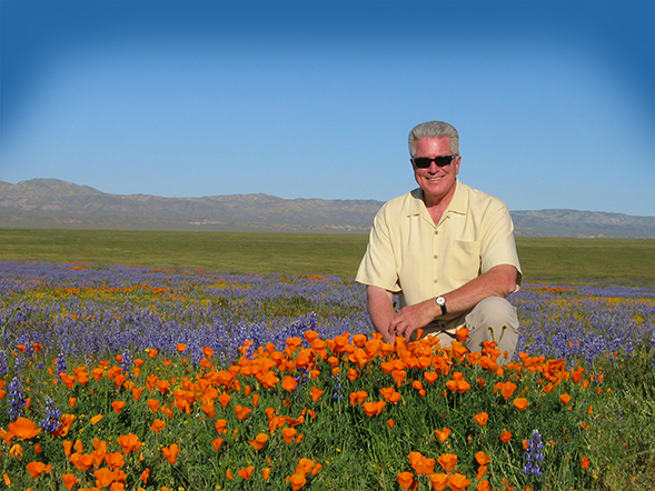 California public television icon Huell Howser