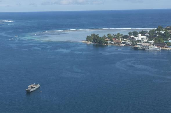 Honiara is the capital city of the Solomon Islands. (Credit: Wikimedia Commons/Samantha J. Webb)