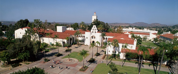 SDSU is ranked No. 14 on the list of Up-and-Coming Schools.