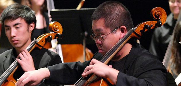 "The SDSU Symphony Orchestra will perform ""Music of the People"" on Feb. 26."