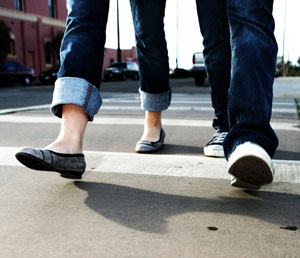 According to SDSU research, the main factor influencing physical activity around the world is accessibility to sidewalks.