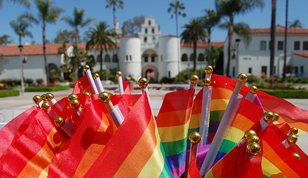 SDSU is the second university nationwide to offer a degree in LGBT studies.