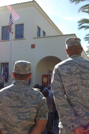 The new SDSU Veterans Center will serve SDSU's growing population of students with military backgrounds.