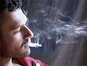 Thirdhand smoke - the residue left behind by cigarette smoking - can have lingering effects on future tenants.