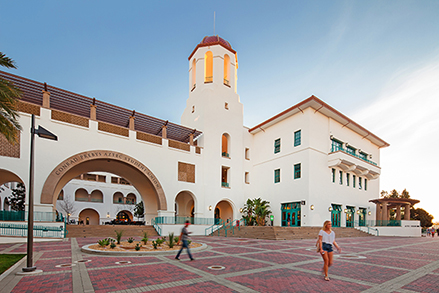 Photo of Conrad Prebys Aztec Student Union