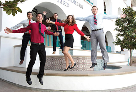 Associated Students executives