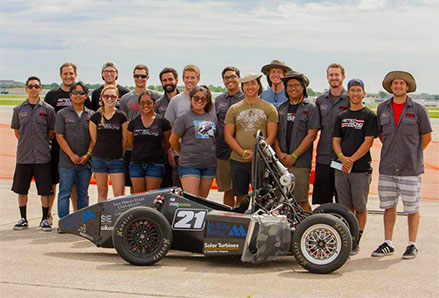 Aztec Racing Team