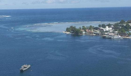 Honiara is the capital city of the Solomon Islands.