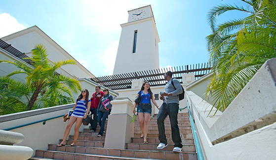 SDSU's MBA program is ranked among the best in the nation by Forbes and U.S. News & World Report. (Photo: Alan Decker)
