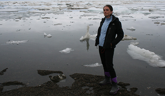 SDSU biologist Donatella Zona wrote a commentary article about climate change research in the journal Nature this week.