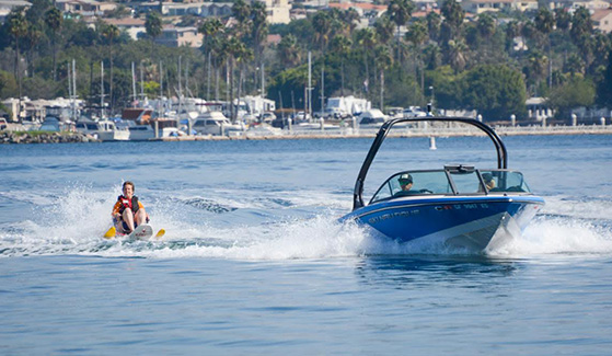 Each year, the Mission Bay Aquatic Center hosts two Day on the Bay events along with two additional sailing days. (Credit: MBAC)