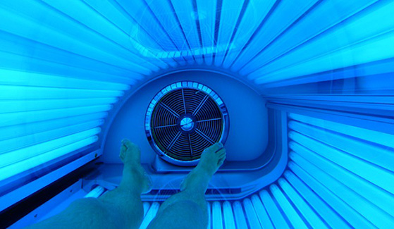 SDSU professor Aaron Blashill's new study reveals the prevalence of non-heterosexual black male teens using indoor tanning beds.