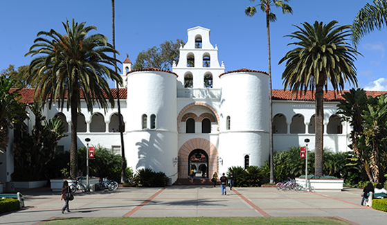 Five women with connections to SDSU will be inducted into the San Diego County Women's Hall of Fame. (Photo: Lauren Radack)