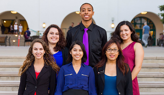 SDSU PRSSA meets at 7:30 p.m. every other Tuesday in the Legacy Suite of the Conrad Prebys Aztec Student Union. (Credit: SDSU PRSSA)