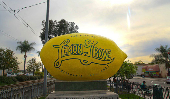 SDSU's Sage Project partnered with the City of Lemon Grove for the 2016-17 academic year. (Courtesy: City of Lemon Grove)