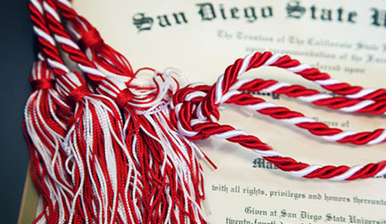 All three honorees will receive honorary doctor of humane letters degrees from SDSU during the 2017 commencement ceremonies.