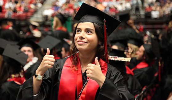 This year, SDSU is sending more than 10,000 graduates into the workforce.
