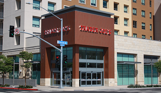 Trader Joe's will open at SDSU's South Campus Plaza on Friday, May 19.