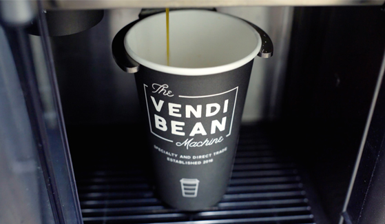 Currently, VendiBean has seven machines in San Diego, but will expand to 19 by August. (Credit: VendiBean)