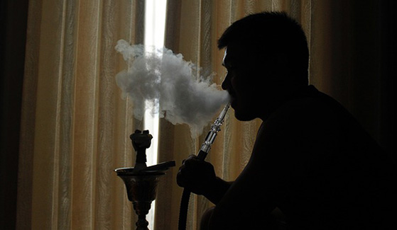 Smoking hookah has gained popularity in recent years.
