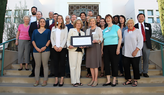 Eighteen SDSU students were awarded scholarships courtesy of the ARCS San Diego chapter.