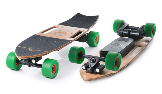 Riptide Electric Skateboard