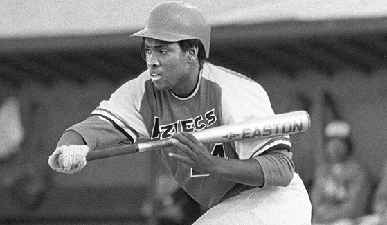 Tony Gwynn (Photo: Ernie Anderson/GoAztecs)