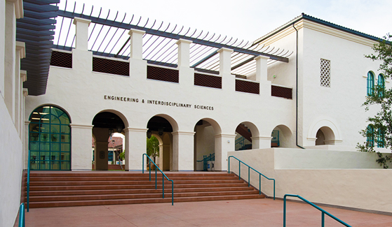 SDSU's Engineering and Interdisciplinary Sciences Complex
