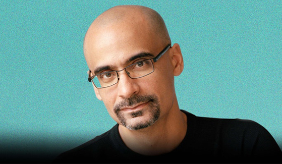 Pulitzer Prize-winning author Junot Díaz