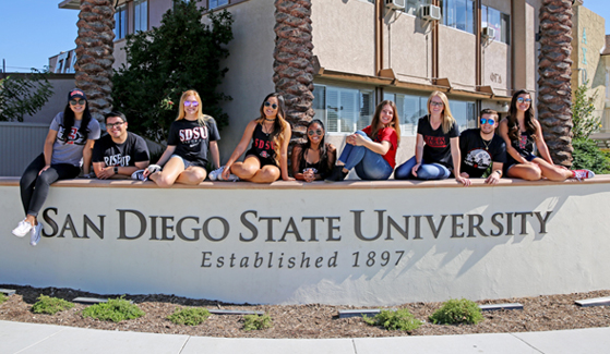 SDSU's inaugural Diversity Career Forum takes place on Saturday, Feb. 10.