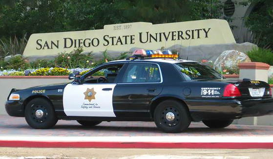 San Diego State University Police Department