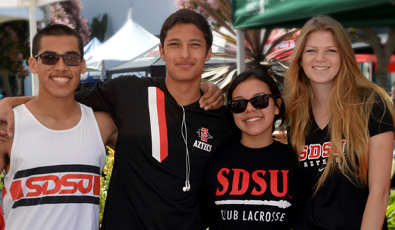 Explore SDSU, the university's annual all-campus open house, takes place on Saturday, March 17.