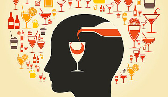 A new SDSU study takes a deeper look into alcohol's effect on cognition. (Credit: Linda S. Nye/visualizingnature.com)