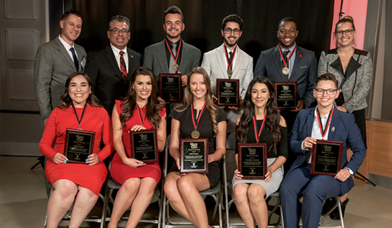 2018 Quest for the Best Winners (Photo: Allen Rhodes)