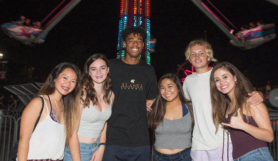SDSU's Campus Carnival will take place along Campanile Walkway on Friday, Aug. 31.