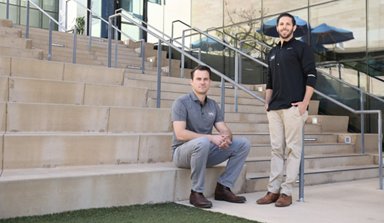 Two SDSU alums named to the 2019 Forbes 30 Under 30 list.