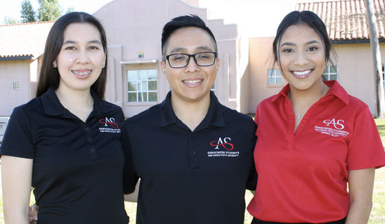 More than 900 students take classes at the two SDSU Imperial Valley campuses.