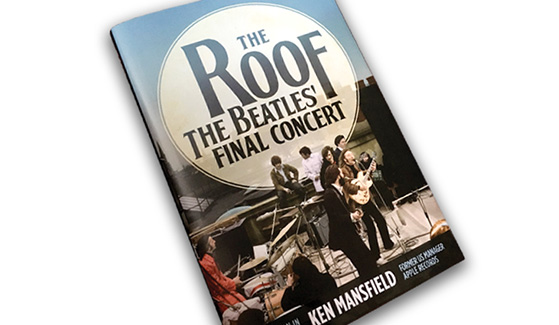 Cover of Ken Mansfield's book