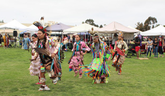 San Diego State University to host the 47th Annual SDSU Pow Wow.