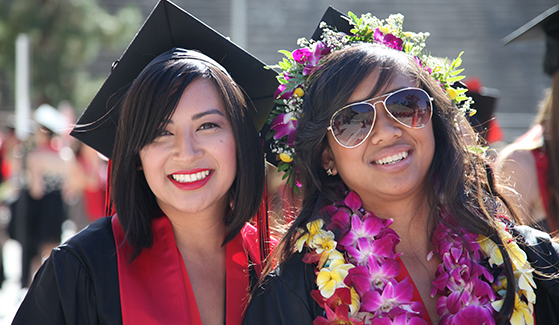 Every year SDSU clubs, departments and organizations host events to celebrate their graduates.