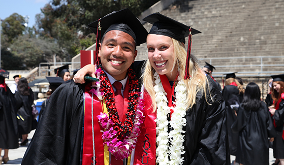 SDSU announces the 10 most popular majors among the more than 10,300 students in the class of 2019.