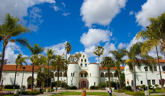 SDSU continues to be nationally recognized. Photo: Jeff Ernst.