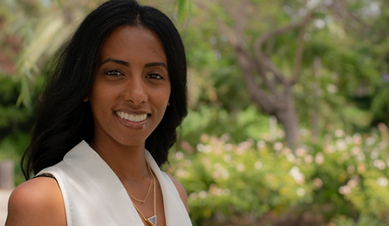 Sesan Negash, director of the College of Education's Marriage and Family Therapy Program