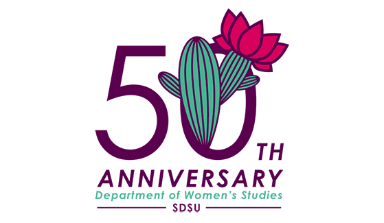 SDSU Women's Studies 50th Anniversary