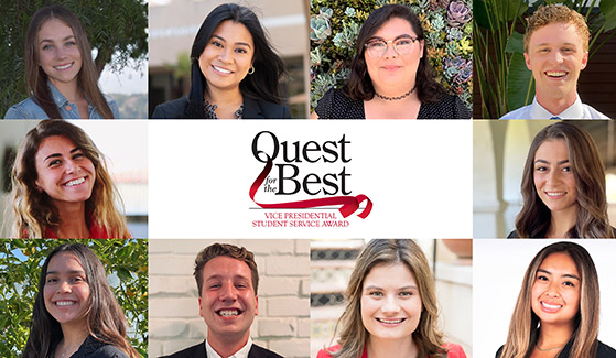 2021 Quest for the Best recipients