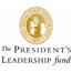 The President's Leadership Fund logo