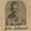 photo of John Sellwood in March 2941 Aztec advertisement