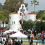 Hepner Hall during 2011 Explore SDSU Open House
